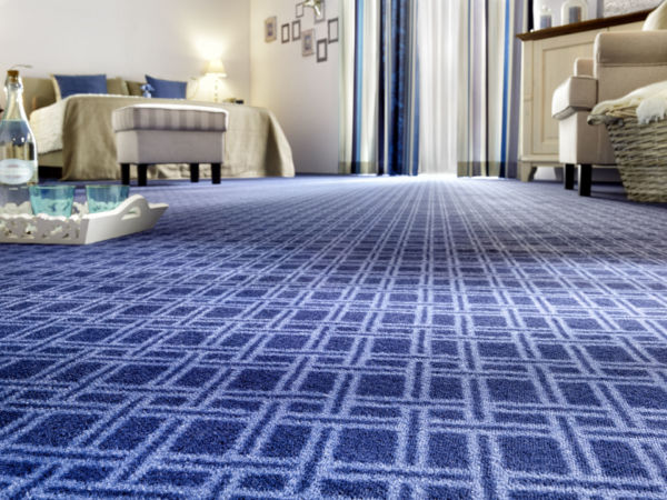JOKA Hotel Imperial160 blau Sappl Wohnkultur