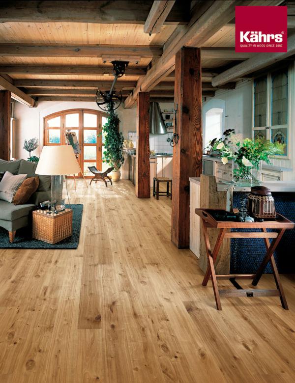 Kährs Smaland Oak Vedbo Sappl Wohnkultur